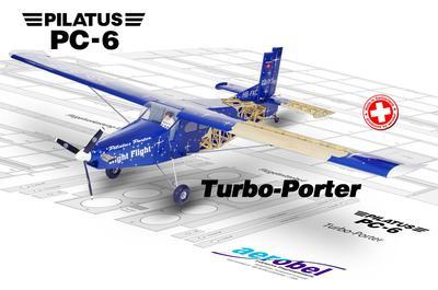Pilatus Turbo-Porter 2m (Teilesatz)