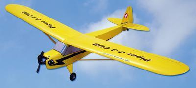 Piper J-3 CUB Laser-Holzbausatz