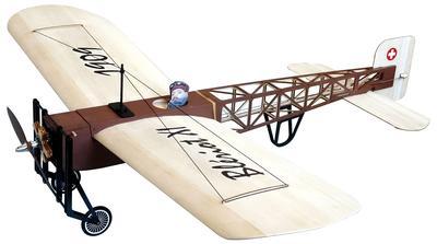 Blériot XI 1909 Laser-Holzbausatz