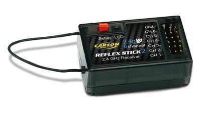 Empfänger REFLEX Stick II 6 Kanal 2.4 GHz