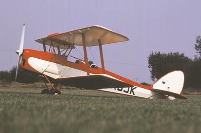 Tiger Moth 1:3.3