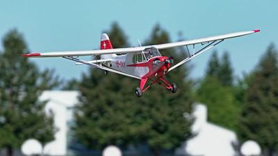 FMS Piper J3 Cub V3, PNP