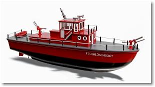 Hacker Feuerlöschboot