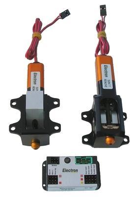 ER40eVo Zweibein-Einziehfahrwerk, set A