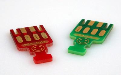 6 Pins ohne Verbinder, 5 Stück