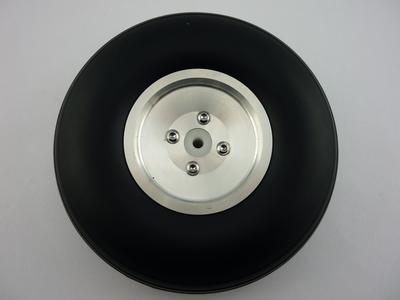 Rad 114mm mit Alufelge