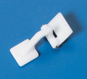 Klappenscharnier 27x10,5 mm