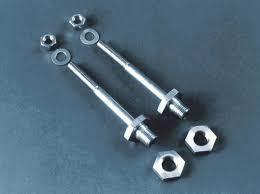 Radachse 8mm (Paar)