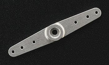 Alu-Servohebel 2-Arm, 56 mm