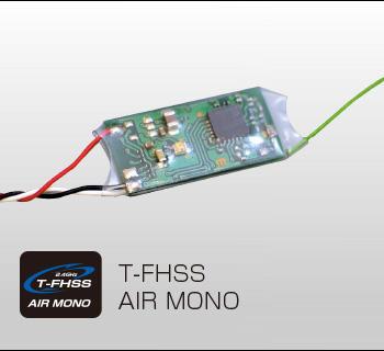 Micro Empfänger R3206SBM T-FHSS