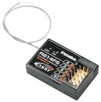 Empfänger R 614 FS 4PKS, 2.4 GHz