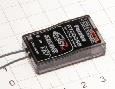R 7003 SB-HV, 2.4 GHz Telemetrie, Empfänger