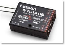 R 7014 SB, 2.4 GHz Telemetrie, Empfänger