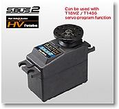 Servo BLS 171 SV S-Bus 2 Brushless Digital Flug