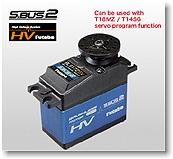 Servo BLS 172 SV S-Bus 2 Brushless Digital Flug