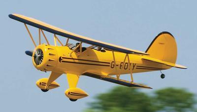 Waco YMF-5D Biplane, ARF