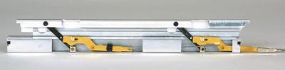 Teck-Doppel-Landeklappen, 370 mm
