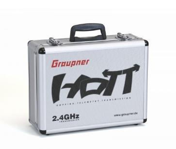 Alu-Senderkoffer HoTT 400x300x150