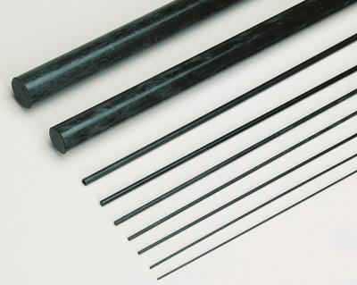 Kohlefaserstab 2.5x1000 mm