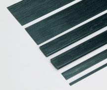 Kohlefaser-Vierkantstab 25x3x1000
