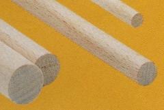 Buchenrundstab 10 mm