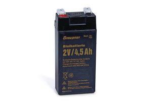 Bleibatterie 2V / 4.5 Ah