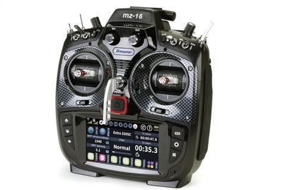 mz-16 HoTT 16-Kanal Fernsteuerung