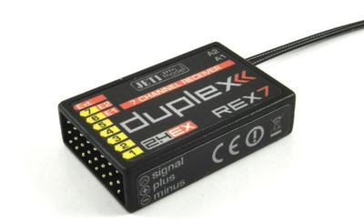 Empfänger Rex 7, 2.4 GHz