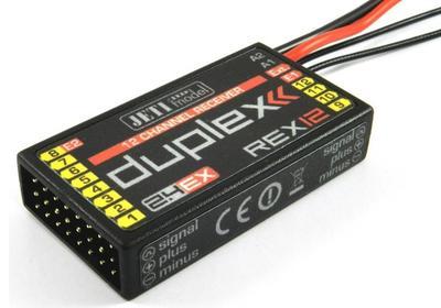 Empfänger Rex 12, 2.4 GHz