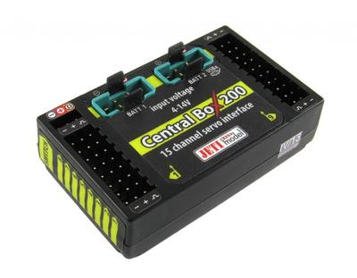Central Box 200 + 2x Rsat2