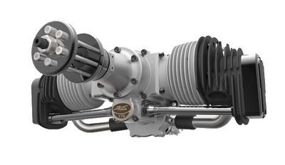 FM 170 B2-FS 4-Takt Benzin 170 ccm