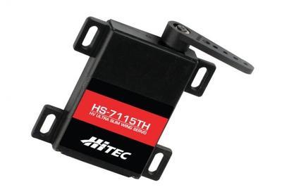 Servo HS-7115TH Ultra Slim Wing, Digital