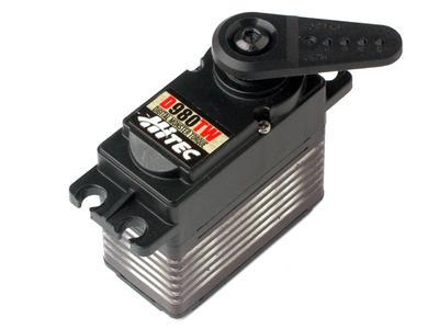 Servo D980 TW 32-Bit, Monster Torque, Titanium Gear
