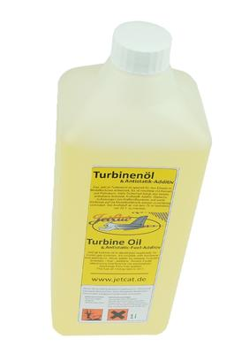 Turbinenöl mit Antistatic-Additiv, 1lt.