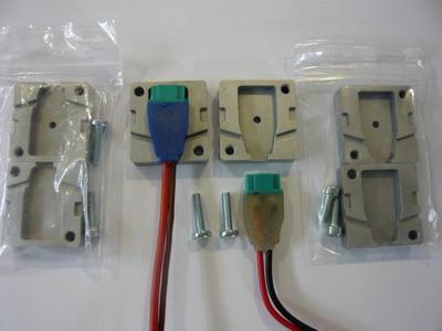 Giessform MPX Stecker 8 Pin