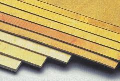 Sperrholz 1.0x100x750 mm