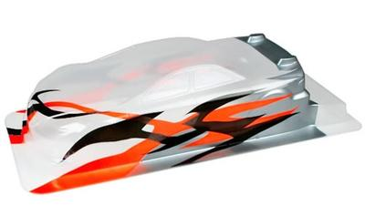 Kar. Mazda 6 Pre-Paintet, Orange Silber 190 mm
