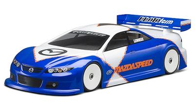 Kar. Mazda Speed Lightweight, 190 mm