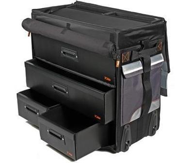 Tasche - Transport 1:10 Supra - mit Kästen und Rädern