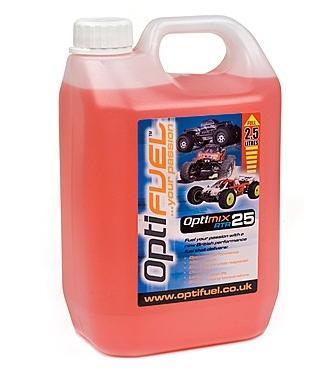 Optifuel-Optimix Car-RTR 25% (2.5L)