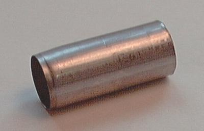 Kurzes Rohr 25x60
