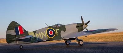Spitfire MK XIV, BNF Basic mit AS3X
