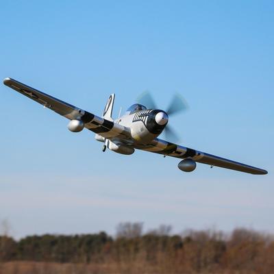 P-51D Mustang 1.2 m, PNP