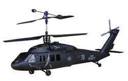 Rumpf Sikorsky SH-60 Seahawk, Military
