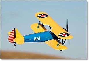 UMX PT-17, BNF mit AS3X
