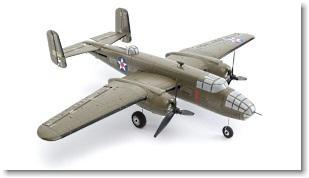 UMX B-25, BNF mit AS3X