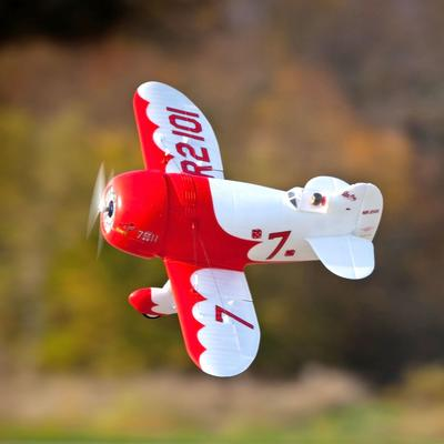 GEE BEE R2 510mm BNF BASIC AS3X