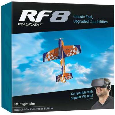 RealFlight RF-8, Horizon Hobby Edt. DVD
