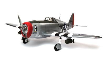 P-47D Thunderbolt 20cc, ARF