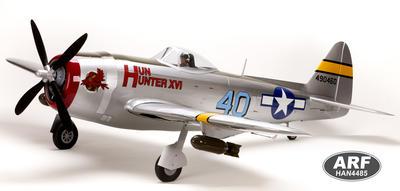 Thunderbolt P47D HunHunter, 2.1, ARF